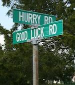 Hurrylucky